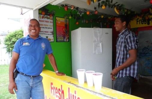 Karaoke Cab in Belize City