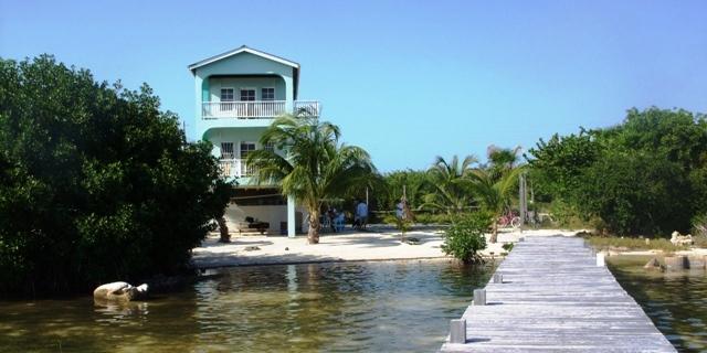 Small World Story from Nebraska to San Pedro Belize