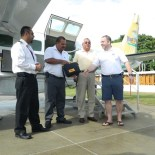 Maya Air gets a Life Pak 500 from Bandage International