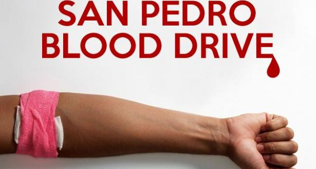 Cayo bound, Blood Drive and San Pedro Holiday Lighted Boat Parade