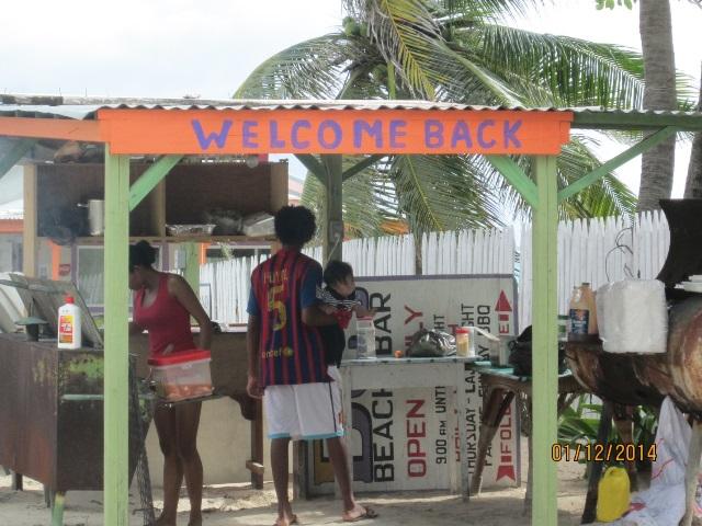 bc's beach bar