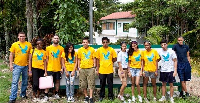 Galen University Belize Fall 2014 schedule