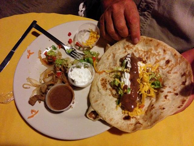 el patio restaurant san pedro belize
