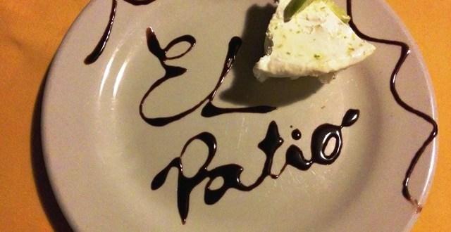 My last 3 meals in San Pedro