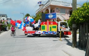 independence day belize