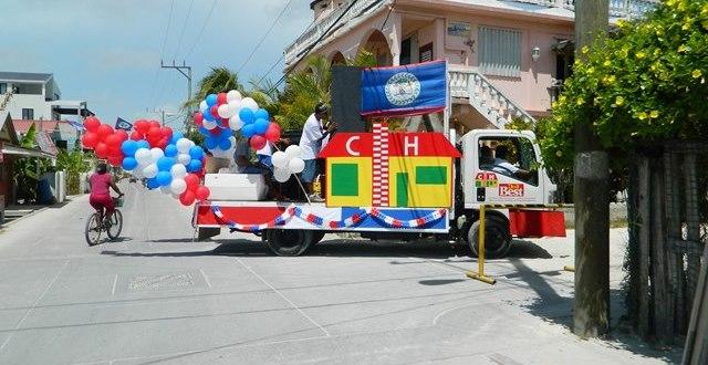 Always Different Belize Independence