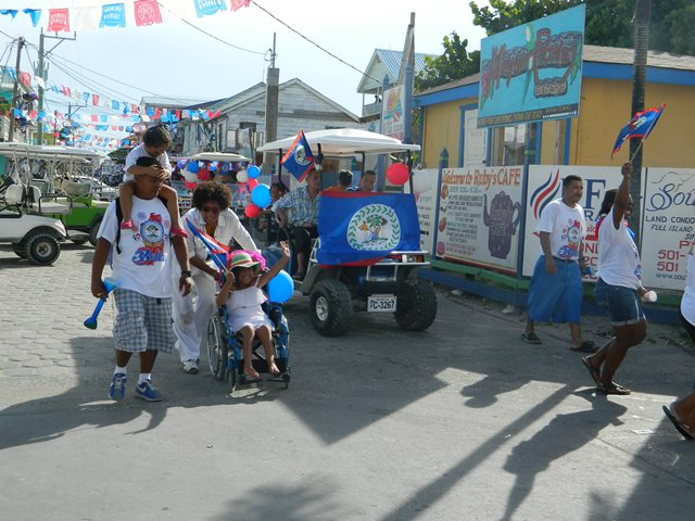 belize celebrations