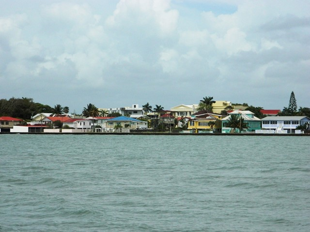 waterfront belize city