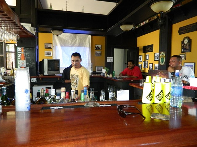 bartending 101 course from the belize institute of mixology