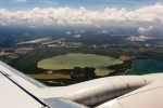 Tropic Air Flying from Belize to Mexico