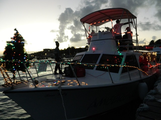 san pedro lighted boat parade 2014