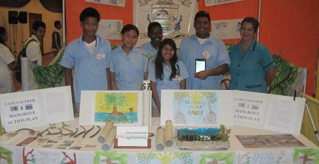 Award Season at Ocean Academy Caye Caulker Belize