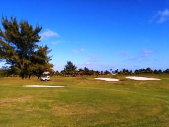 caye chapel golf island belize