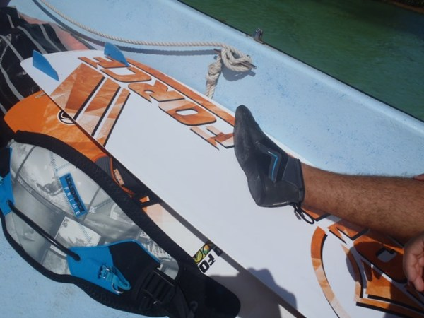 Kiteboarding Belize