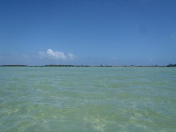 best beach in belize