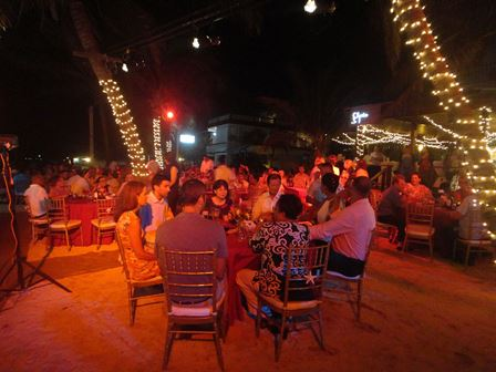 2015 Toruism Awards hosted by Belize Tourism Board at the Holiday Hotel