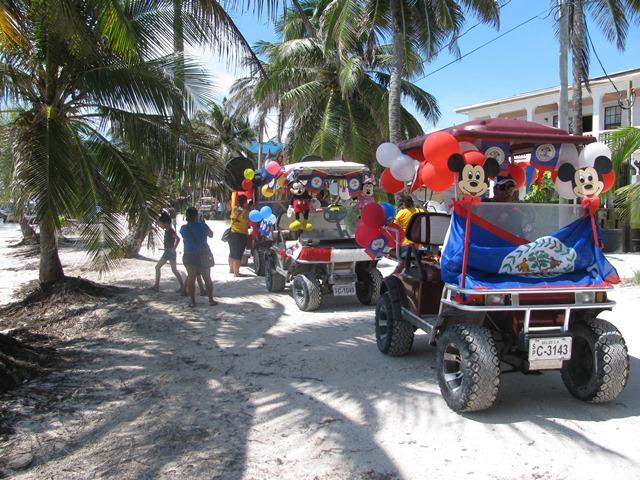 Belize Celebration