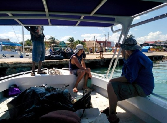 News from Belize