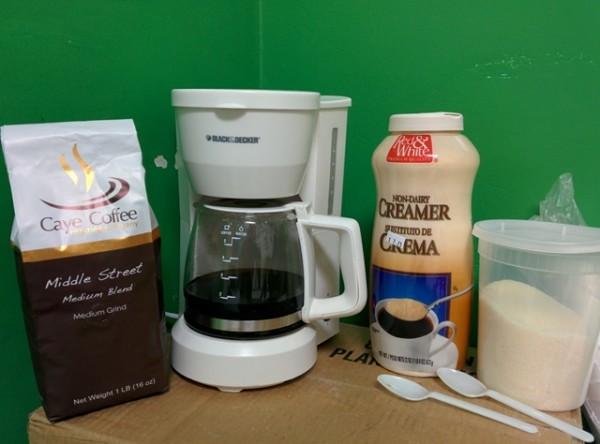 Caye Coffee Belize