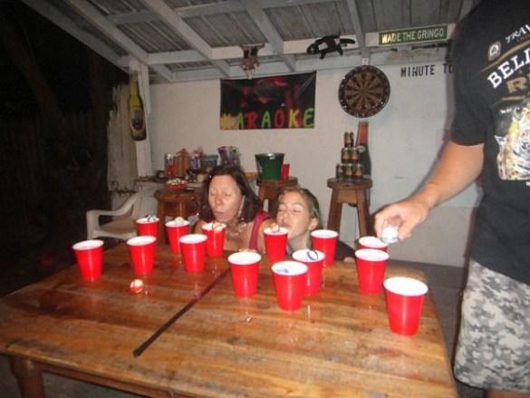 Minute to Win it Roadkill Bar Belize