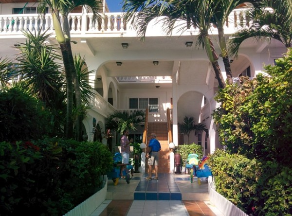 Blue Tang Inn San Pedro Belize