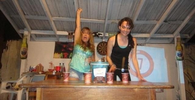 Mochachino sponsored by Caye Coffee Belize