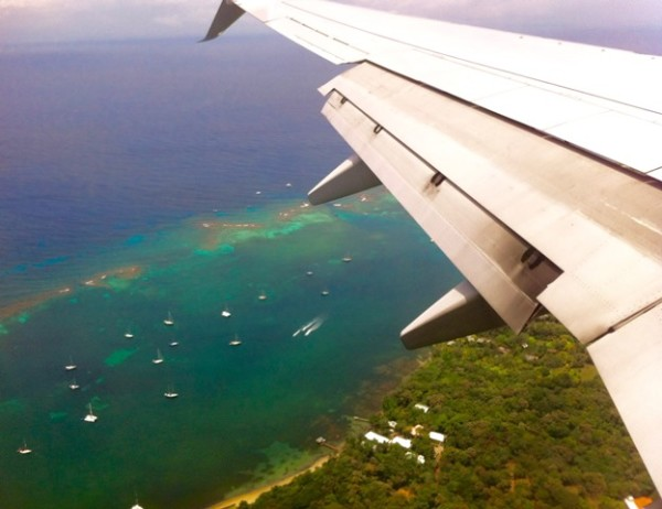 Flights to Roatan