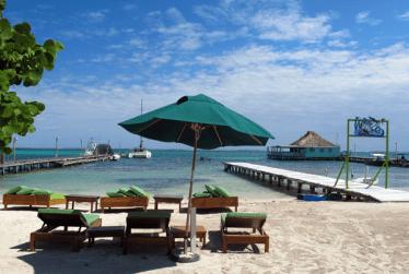 Sandbar Ambergris Caye