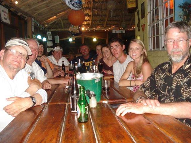 Lone Star Cantina Ambergris Caye