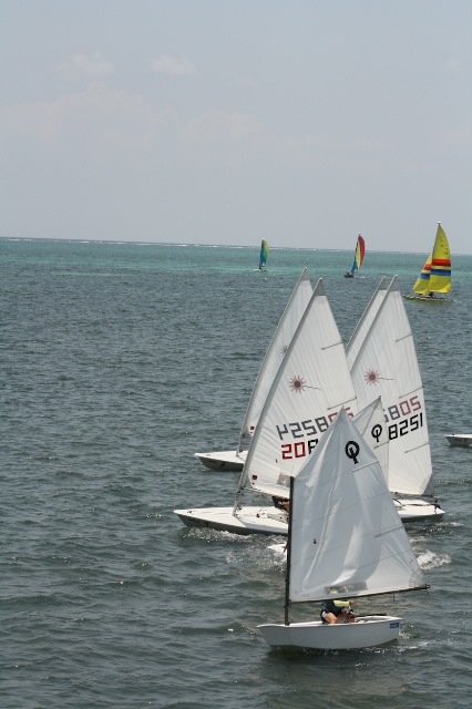 San Pedro Sailing School youth training