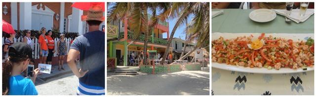 Lily's Treasure Chest San Pedro Belize Restaurant