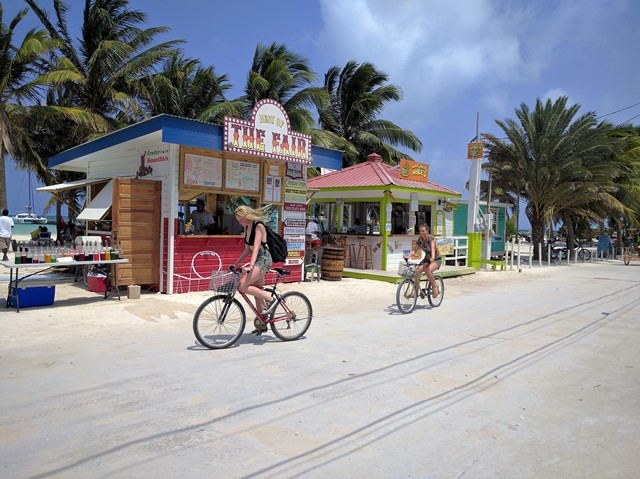 The Fair Caye Caulker Resuaurant