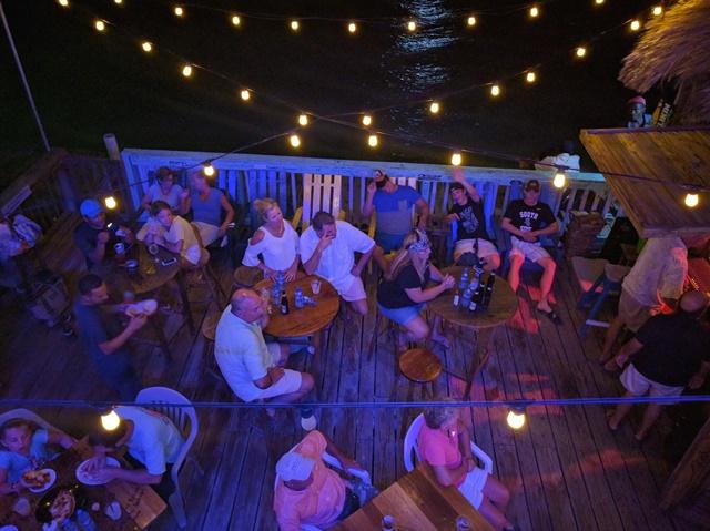 Abracadabra South Ambergris Neighborhood Watch fundraiser in Belize