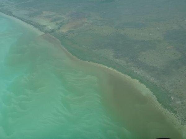 Tropic Air flight