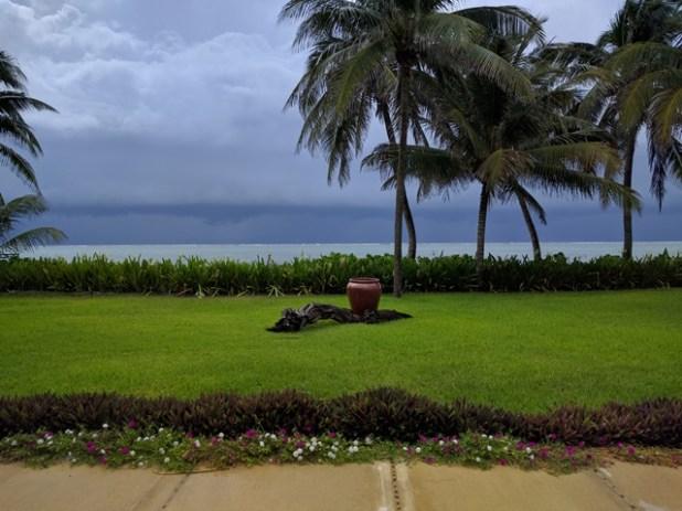 2016 hurricane Belize