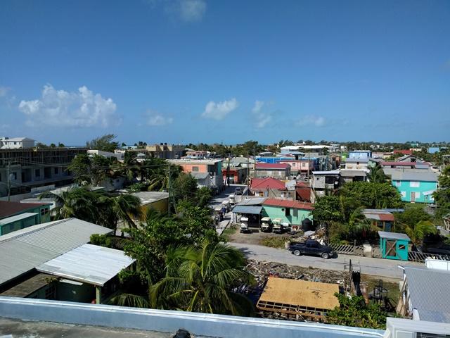 Downtown San Pedro Ambergris Caye Belize