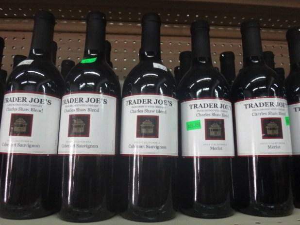 Trader Joes wine