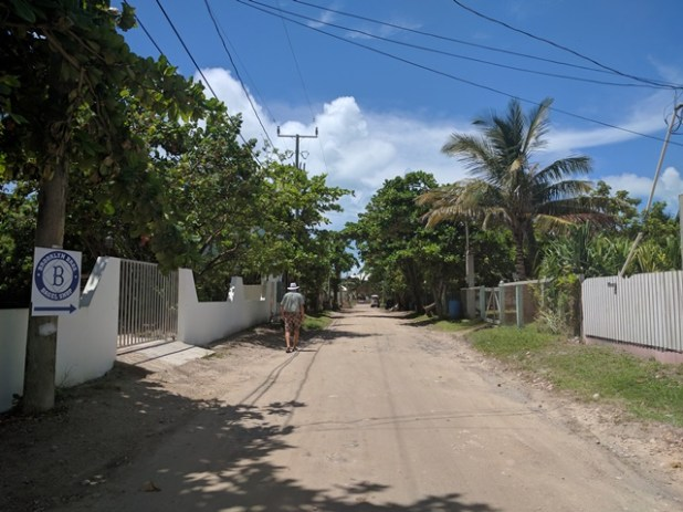 San Pablo Area Ambergris Caye