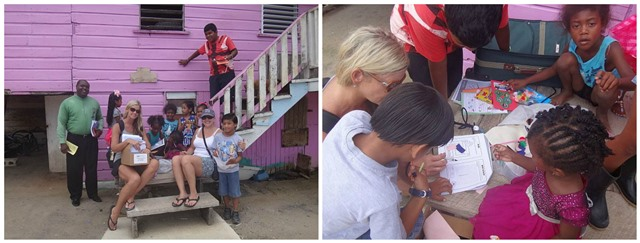 Belize Red Cross San Mateo Belize