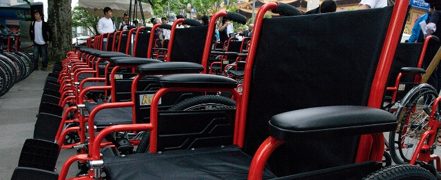 Wheel Chairs for San Pedro and Caye Caulker