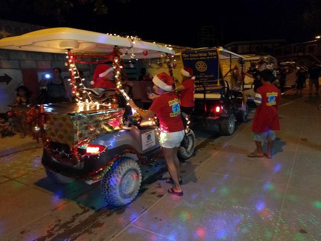 Love FM Christmas Parade
