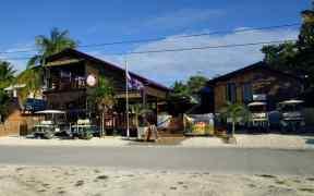 Youcan Toucan and Casitas Tres Cocos Resort North Ambergris Caye