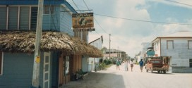 Back in the day (1986) Atlantis was on Ambergris Caye