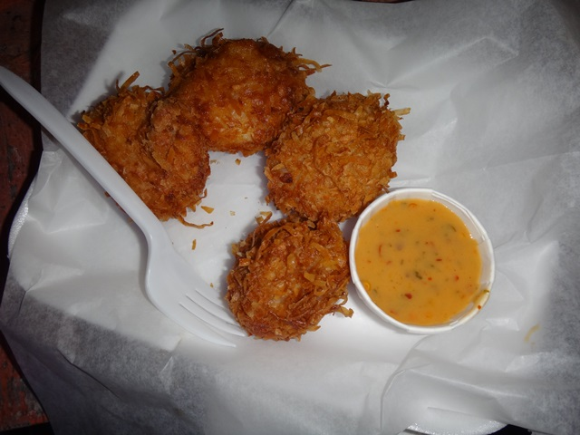Coconut Lobster