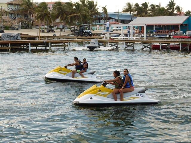 Jet Ski Belize
