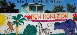 Solar For Schools In Belize