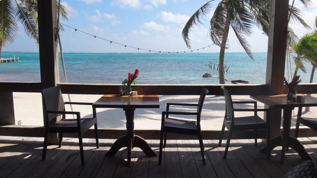 Blue Water Grill Restaurant