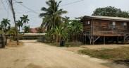 Belize Cancer Center in Dangriga town