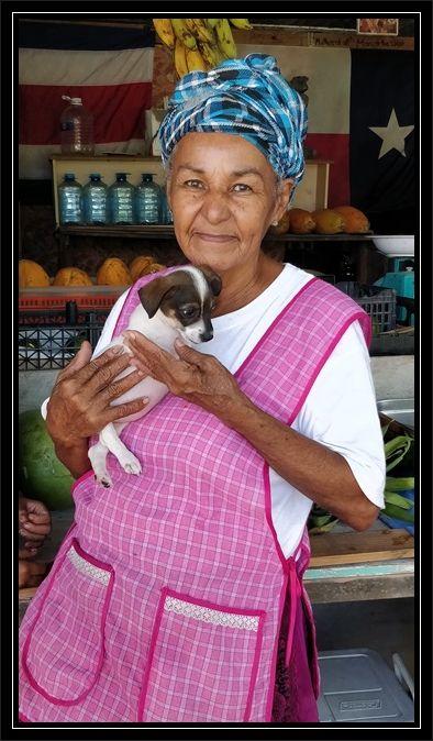 Maria's fruit stand San Pedro