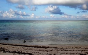 Goff's Caye Belize